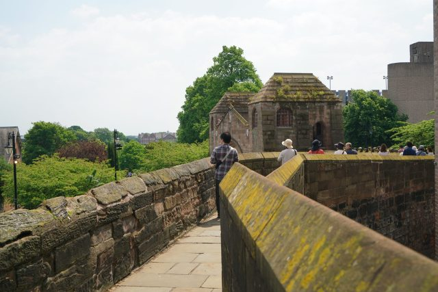 Best Things To Do In Chester - City Walls Walk