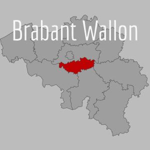 Brabant Wallon - Brabant Flamand