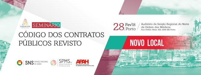 Seminário de Contratos Públicos - Porto