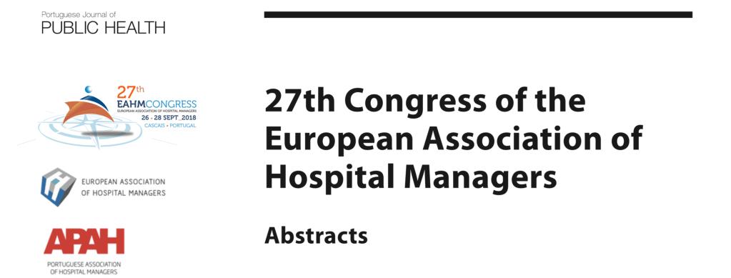 Portuguese Journal of Public Health