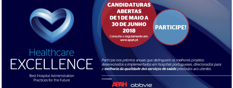 Prémio Healthcare Excellence 2018 - noticia