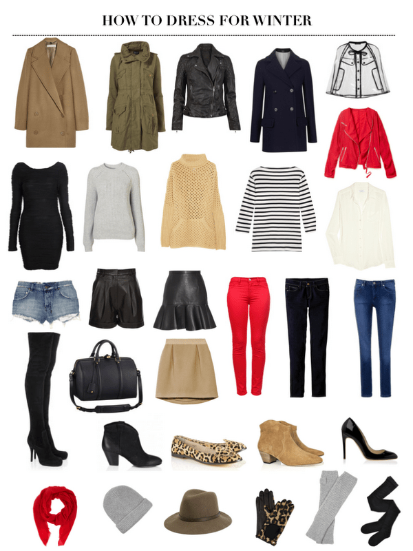How To Dress For Winter A Pair Amp A Spare
