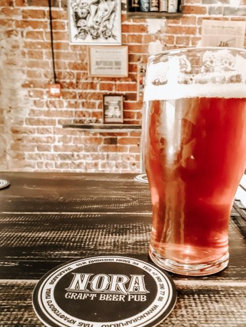 Nora, Craft Beer bar in Volgograd, Russia - Best Russian Craft Beer Bars