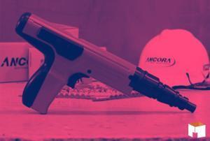 Você já conhece a pistola de fixação à pólvora?