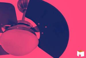 Ventilador de Teto Aventador: feito para quem valoriza design e conforto!
