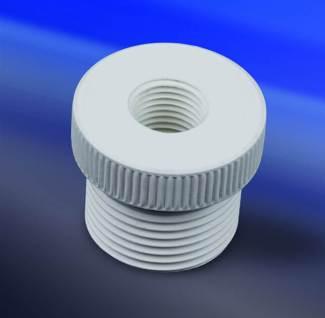 Bucha de redução desenvolvida pela linha de plásticos industriais Nitavin.