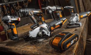 Conheça 7 ferramentas da Worx que vão te surpreender!