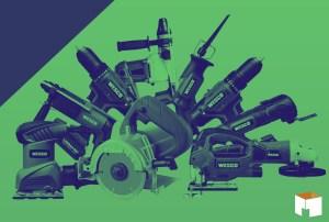 Por que comprar as ferramentas elétricas da Wesco?