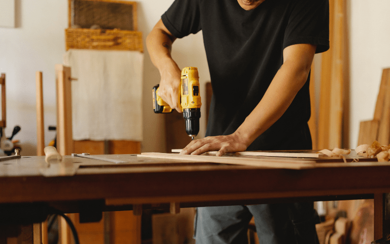 Cinco motivos para comprar sua ferramenta à bateria!