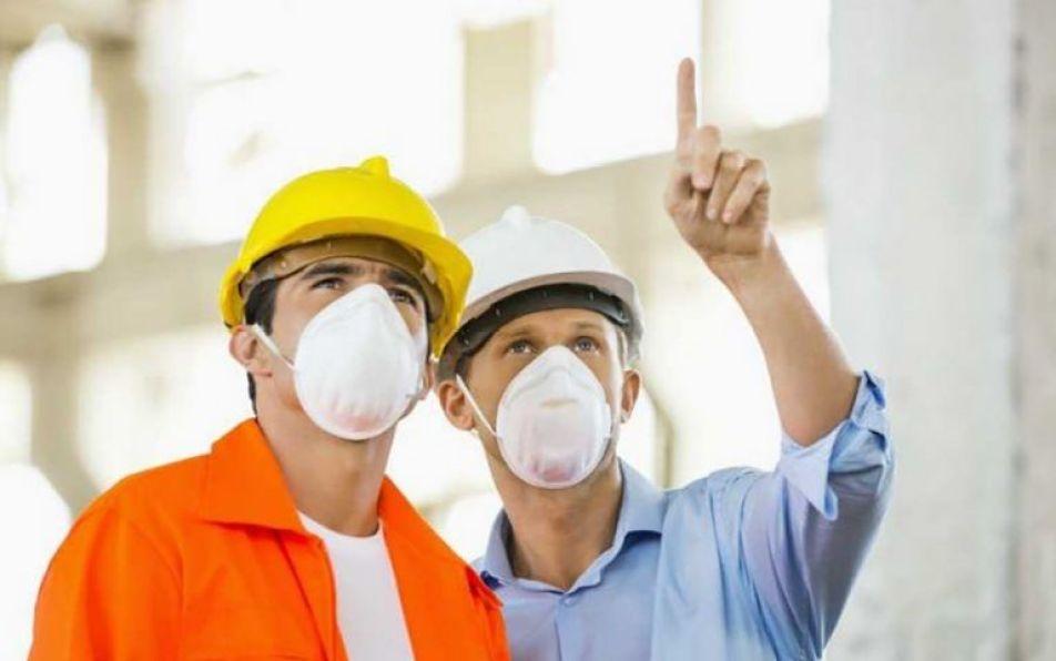 Escolha a máscara facial adequada ao seu ambiente de trabalho!