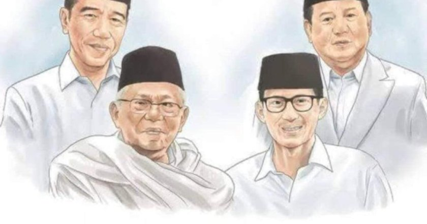 Menteri Baru, Akhirnya Berempat Satu Atap