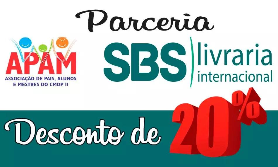 PARCERIA ENTRE APAM E SBS