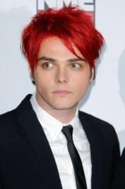 Gerard at NME awards 1