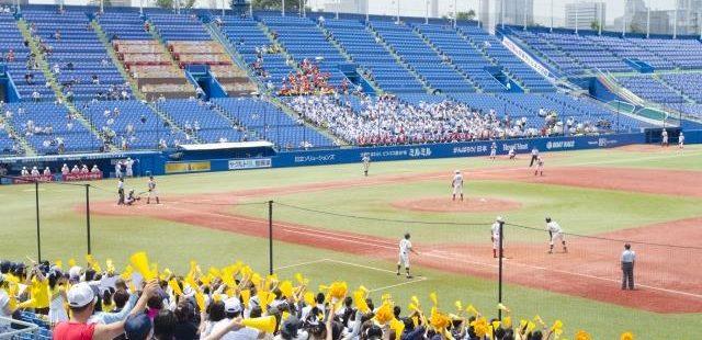 高校野球の地方観戦