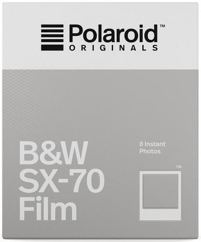 Wkład Polaroid Originals SX-70 BW