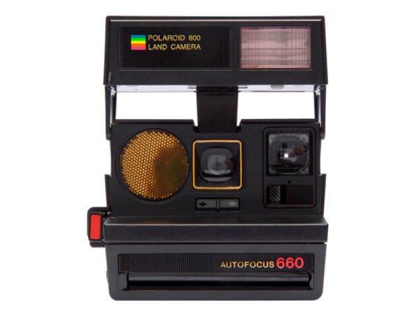Polaroid 660 AutoFocus SUN