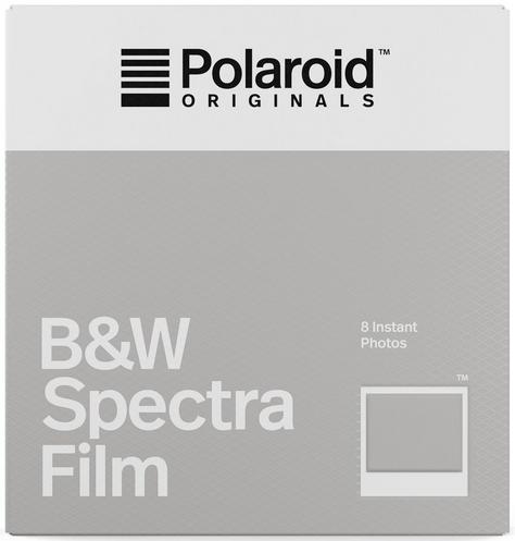 Wkład Polaroid Originals Spectra BW od Polaroid Originals (dawniej Impossible Project), zamiennik dla oryginalnych wkładów produkowanych kiedyś na innej recepturze.png