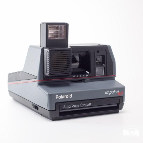 Aparat natychmiastowy Polaroid typu 600 Impusle AF z autofocusem