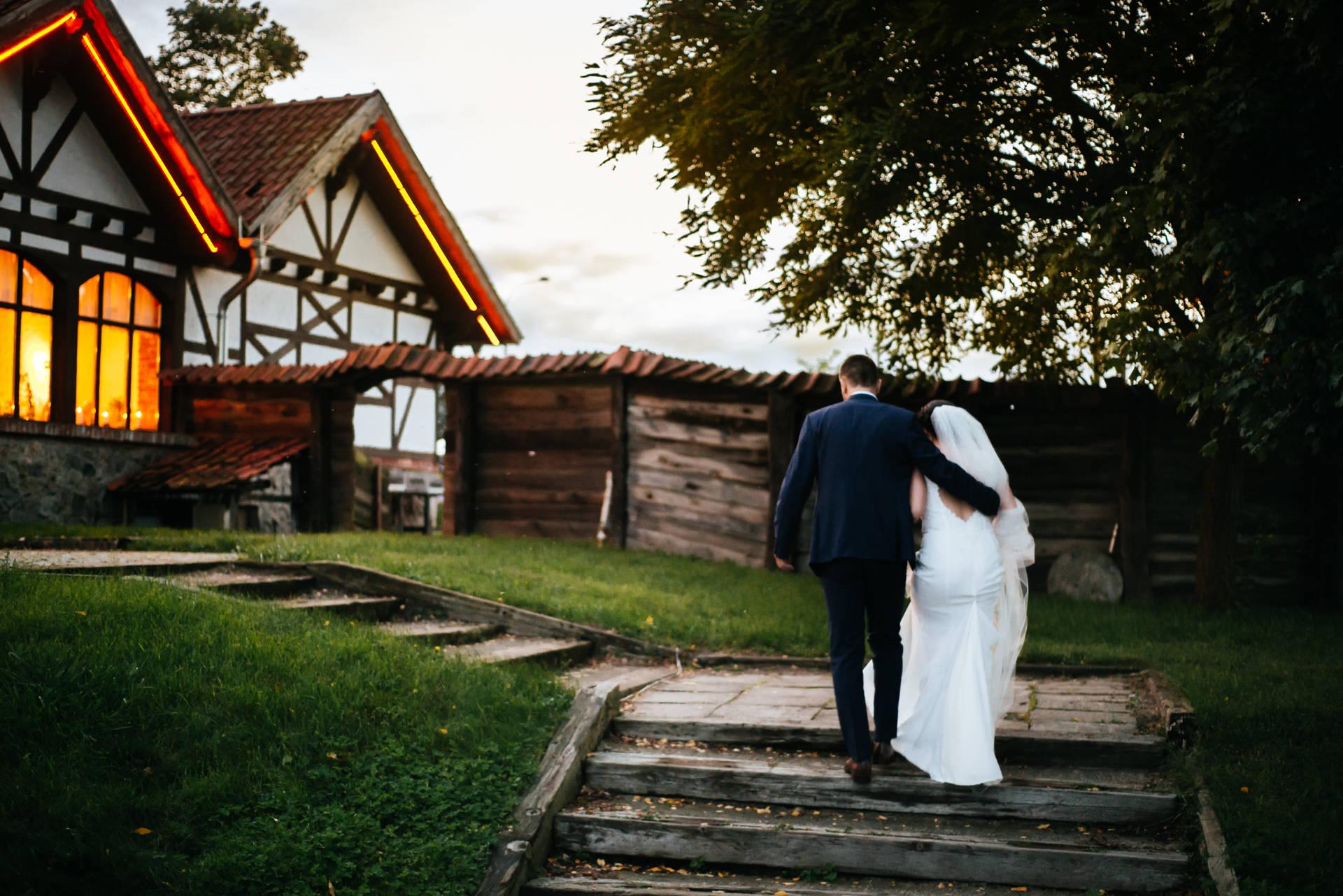 Galeria Asi i Michała, fotografia ślubna warmińsko-mazurskie - ślub w Iławie i wesele nad Jeziorakiem