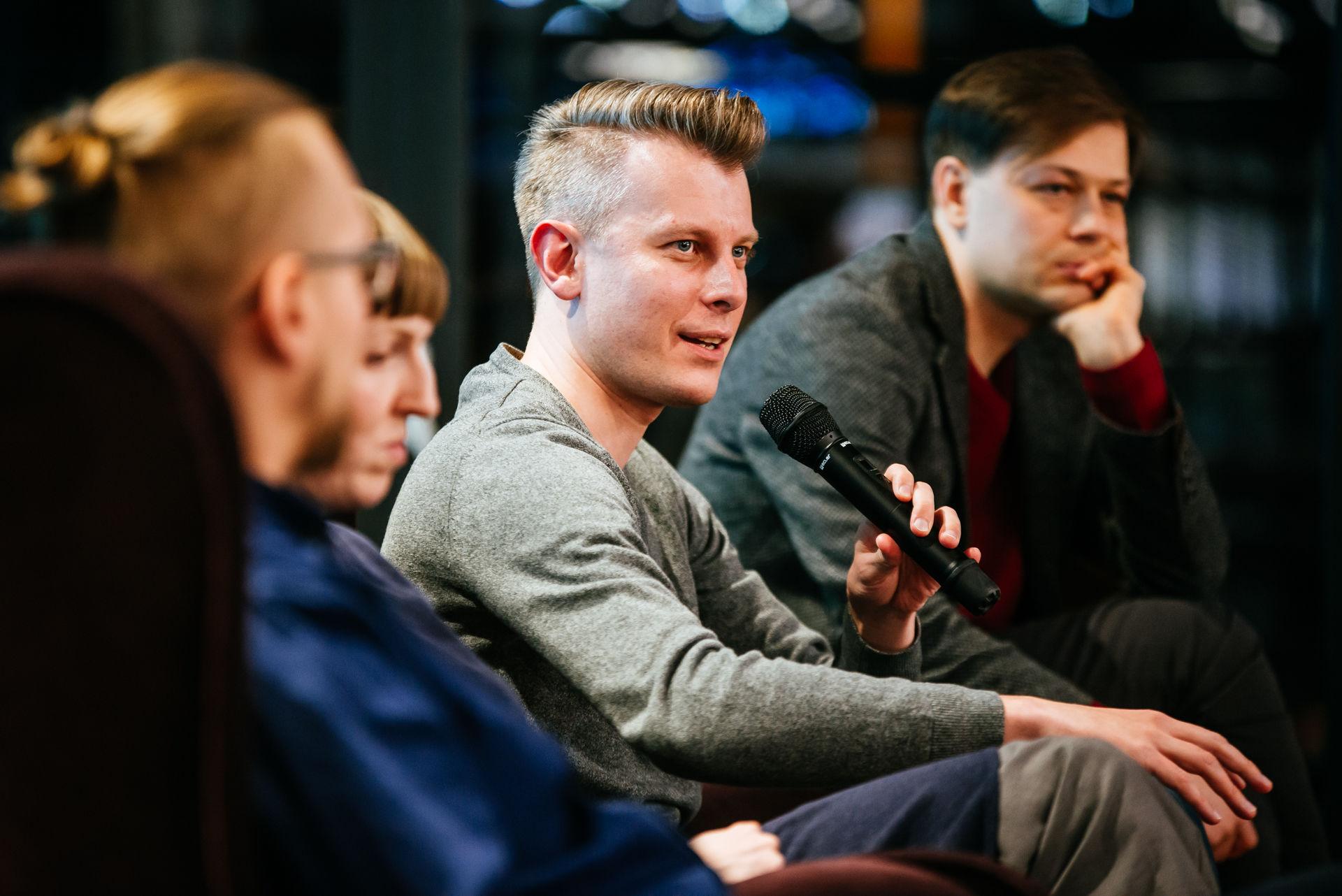 Dokumentacja fotograficzna wydarzenia, które zorganizował Civic Hub w Gdańsku
