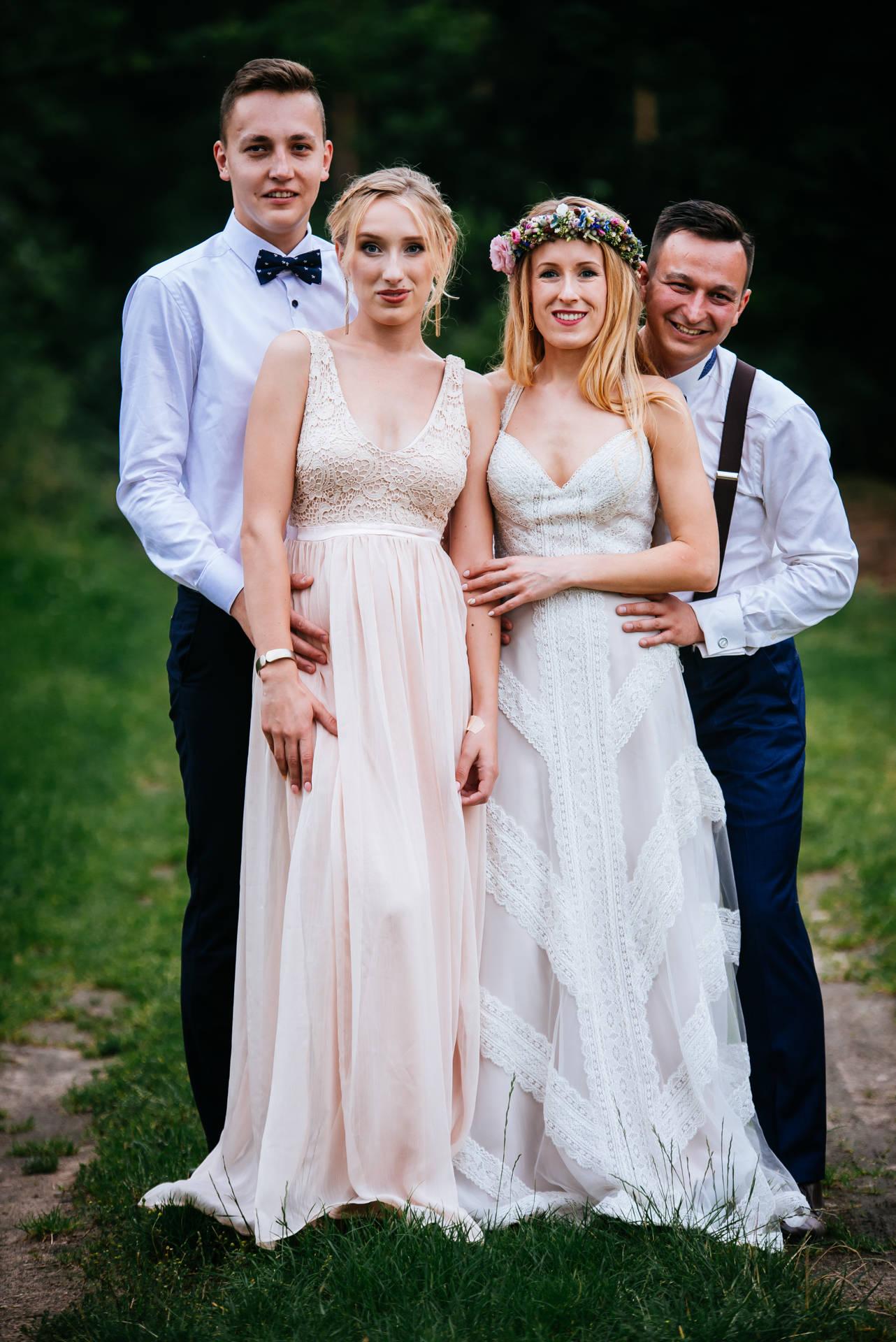 Śłub i wesele na Mazurach, fot. Rafał i Magda Nitychoruk, www.aparatowo.pl