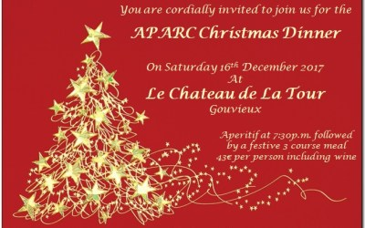 APARC Christmas Dinner