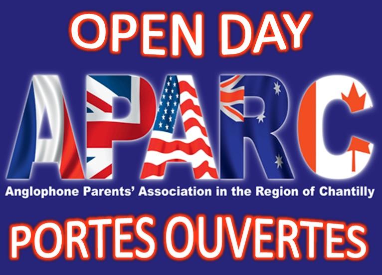 Open Day / Portes Ouvertes