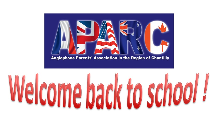 APARC Welcome Back to School
