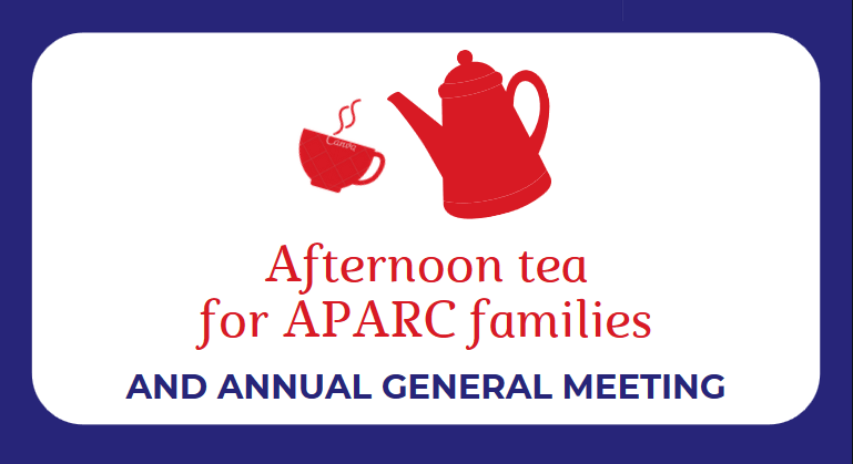 Welcome Tea and AGM