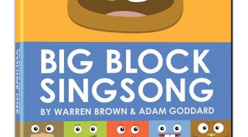 Kaboom! Big Block Sing Song Review And Giveaway