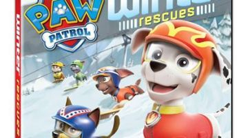 Paw Patrol Winter Rescues Giveaway US/Can Ends Nov 24