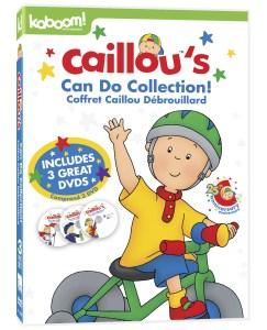 Caillou Can Do Collection