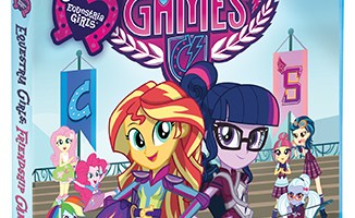 My Little Pony Friendship Games Arrives Oct 13 #Giveaway