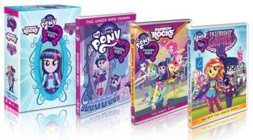 My Little Pony: Equestria Girls Trilogy