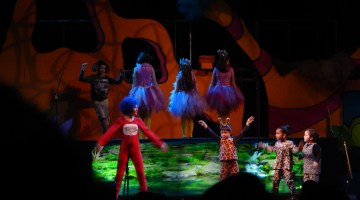 Catch Seussical At The Wesleyan June 4th @ 1PM