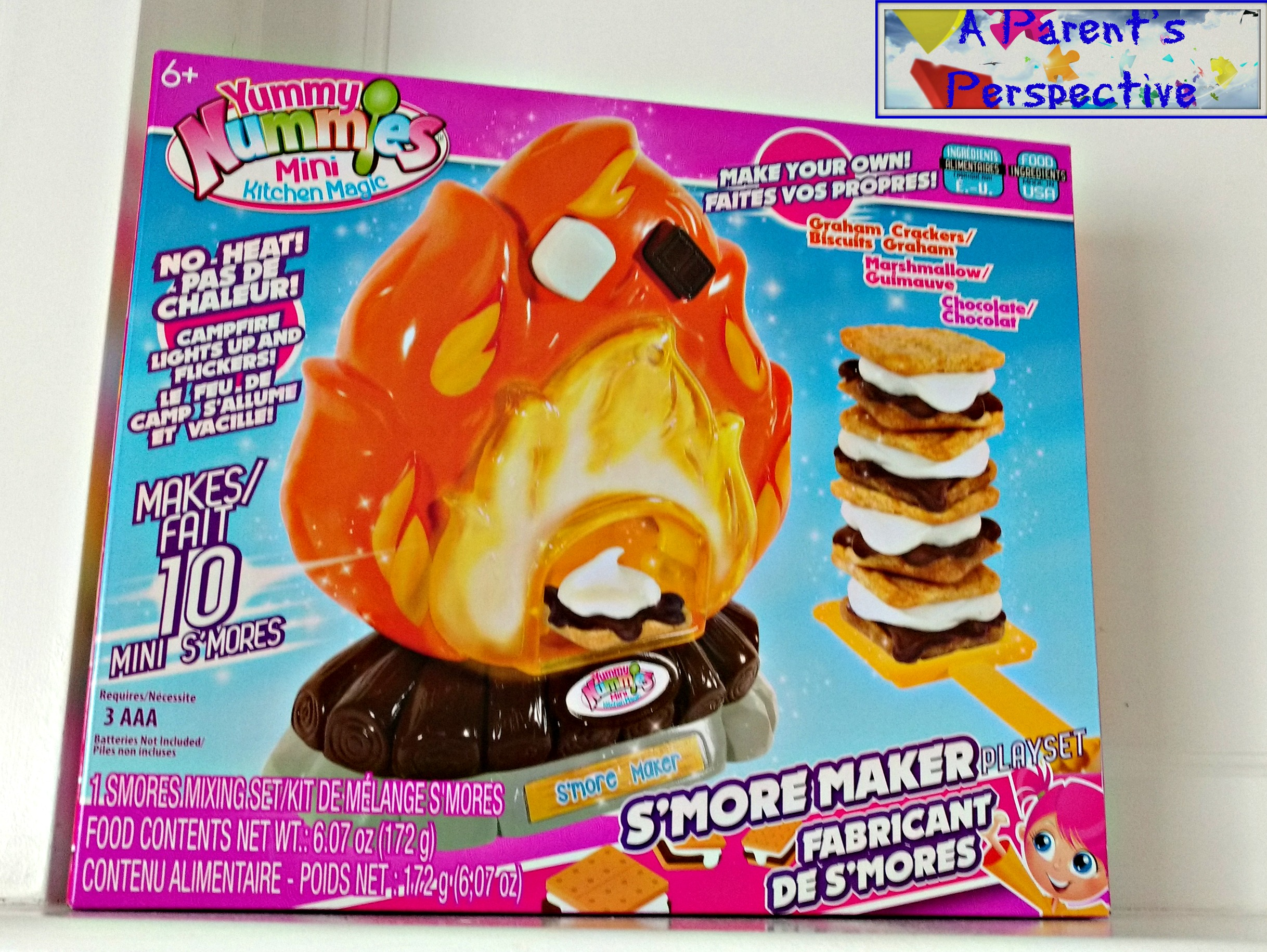 Yummy Nummies S'more Maker