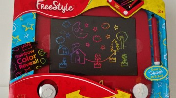 Spinmaster's Etch A Sketch Takes Drawing To A New Level