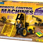 Thames And Kosmos Creates Fun With Remote-Control Machines Construction Vehicles