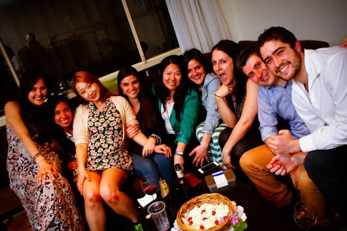 Cambridge College em peso! Brasil, Bolívia, Taiwan, Nova Zelândia, Turquia e Koreia!