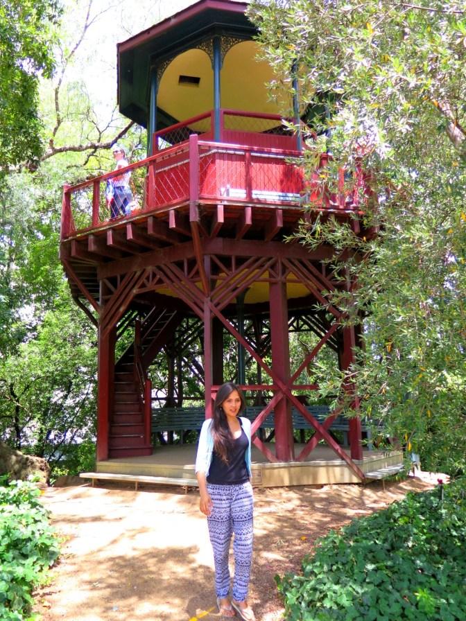 At Rippon Lea Gardens, a menos de 1 km de nossa casa