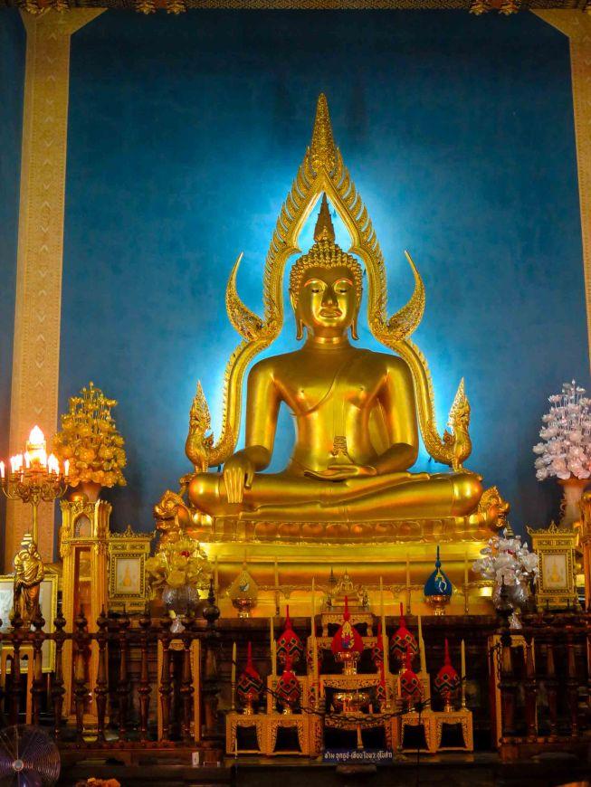 Wat Benchamabophit Dusitvanaram -Marble Temple
