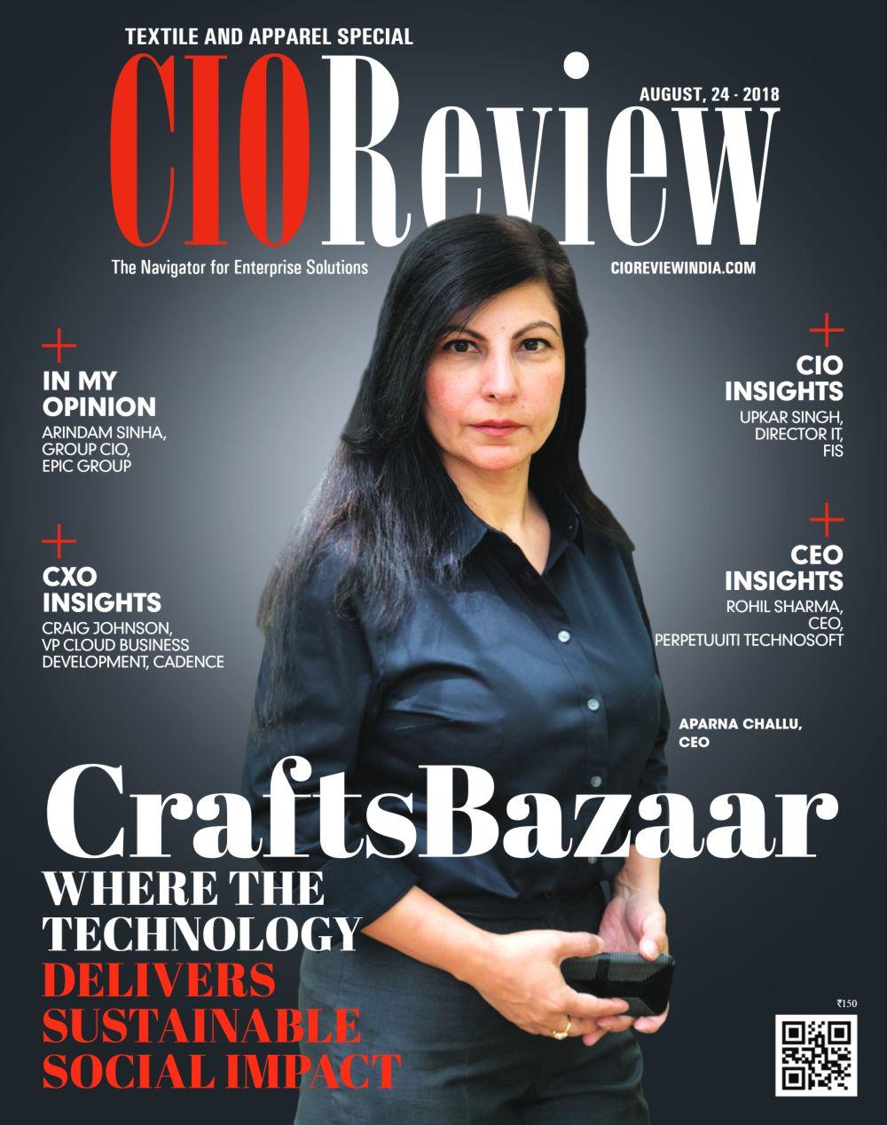 CIO-Review-Aparna-Challu-CEO-CraftsBazaar