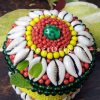 Rural women's livelihood comes from making these Gorgeous Trinket Boxes.