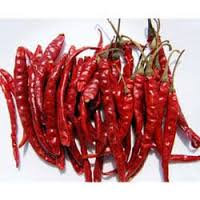 Kashmiri Red Chillis