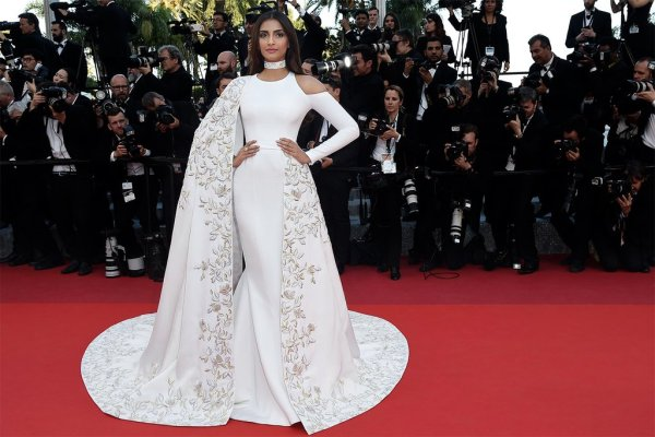 Sonam Cannes