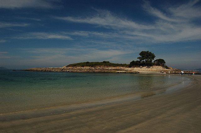 Isla de San Clemente (O Santo)