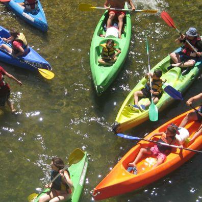 Sella Descenso canoa