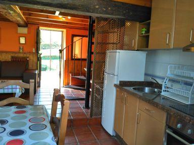 Cocina Apartamentos La Corona I
