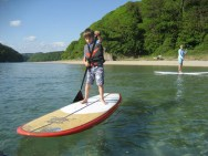 Costa Rica Paddle Surf