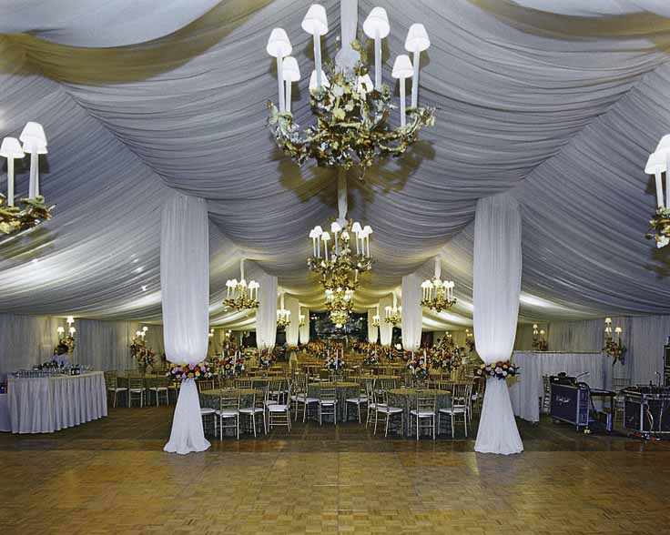 Wedding And Event Draping A Particular EventA Particular